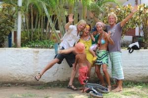 Rosanna & crew